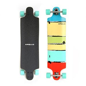 Apollo | Maui Colour | Twin Tip TM Longboard