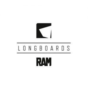 Logo der Marke Ram Longboards