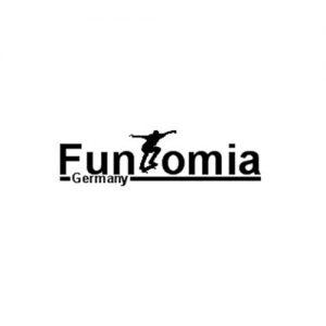 Das Logo der Longboard Marke Funtomia