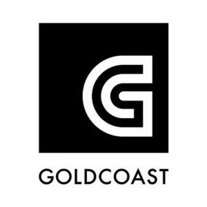 Das Logo der Longboard Marke GoldCoast