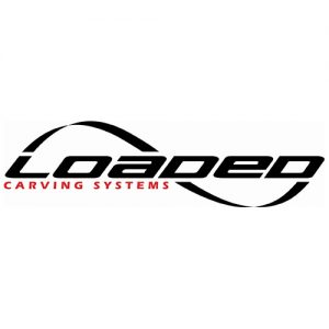 Das Logo der Longboard Marke Loaded