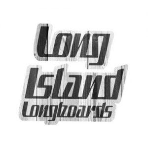 Das Lgog der Longboard Marke Long Island