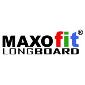 Das Logo der Longboard Marke MAXOfit