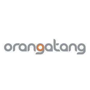 Das Logo des Rollen Hersteller Orangatang