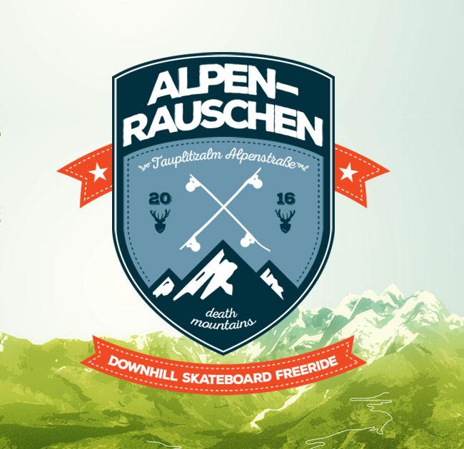 Longboard Event Alpenrausch