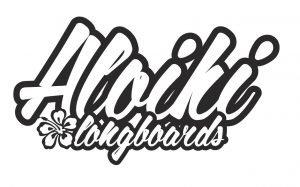 Das Logo von Aloiki Longboard