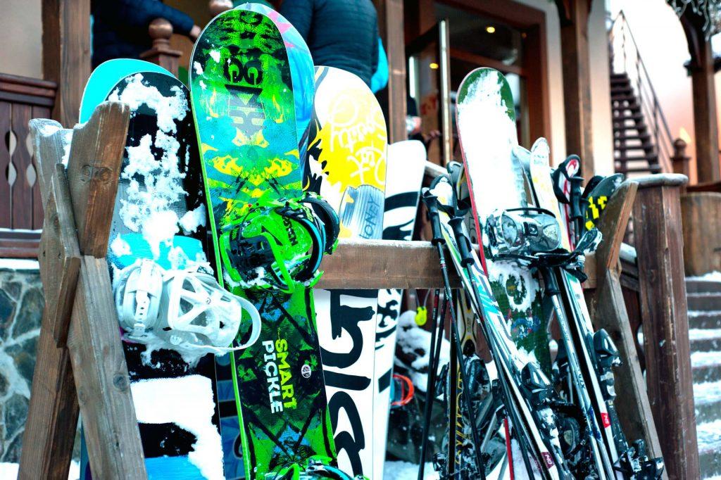 Mit dem richtigen Snowboard den Schnee erobern