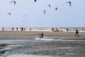 Kitesurfschulen untericht