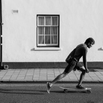 Skateing db longboards