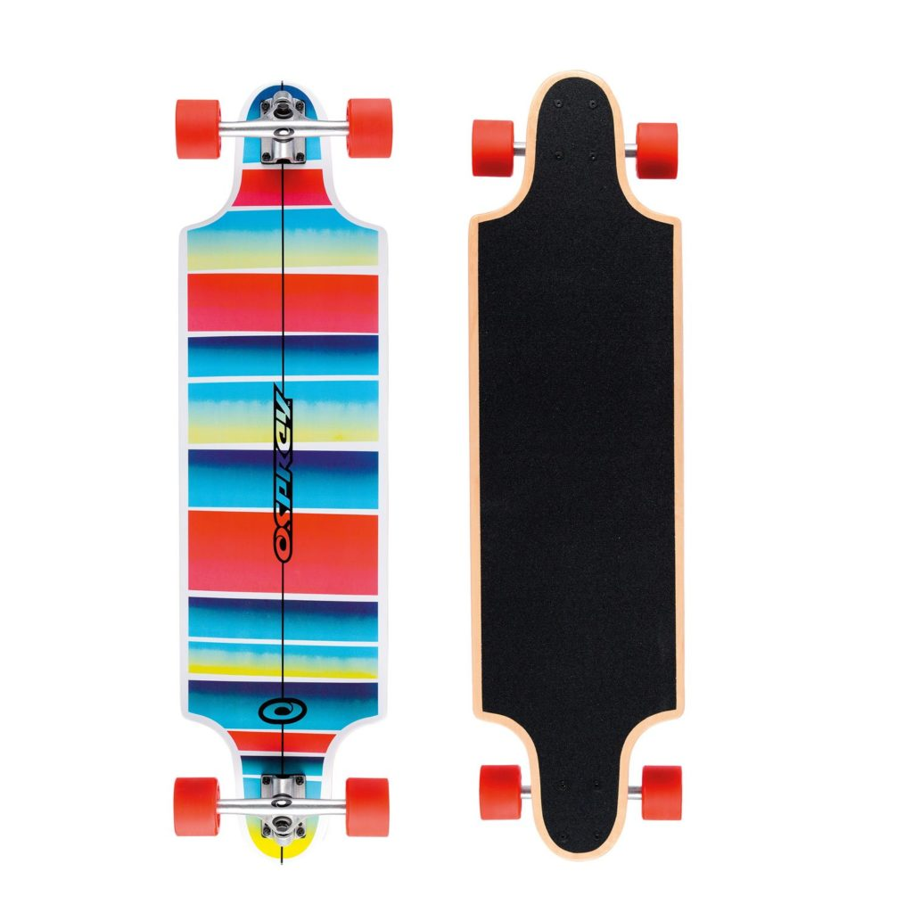 Das Downhill Board von Opsprey Longboards