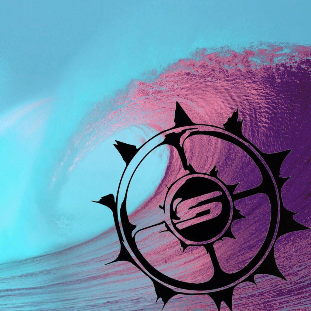 Slingshot Logo in der Welle